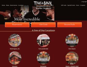 Thumbshot of Texasdebrazil.com