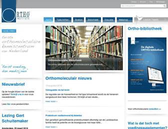 Thumbshot of Ortho.nl