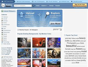 desktopnexus.com screenshot