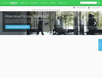 schneider-electric.com.au screenshot