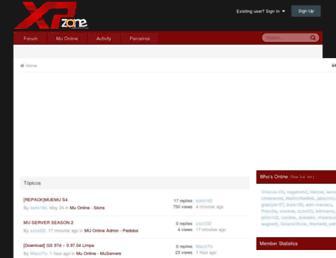 forum.xpzone.net screenshot