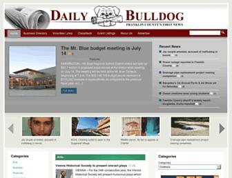 Thumbshot of Dailybulldog.com