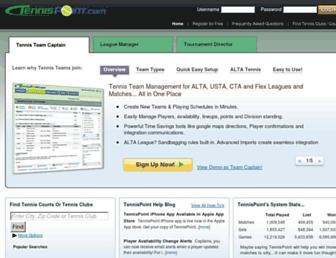 Thumbshot of Tennispoint.com
