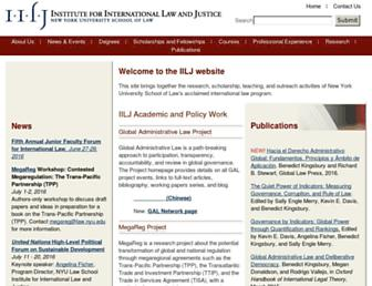 iilj.org screenshot