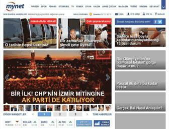 Thumbshot of Mynet.com.tr