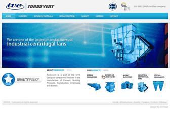 turbovent.com screenshot