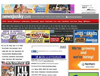 Thumbshot of Newzjunky.com