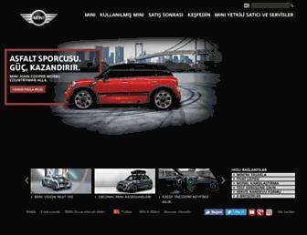 mini.com.tr screenshot