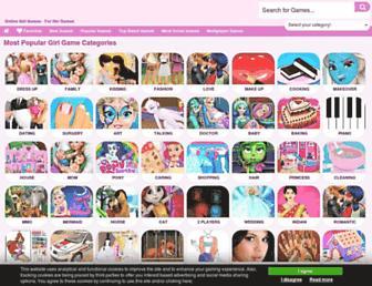 forhergames.com screenshot