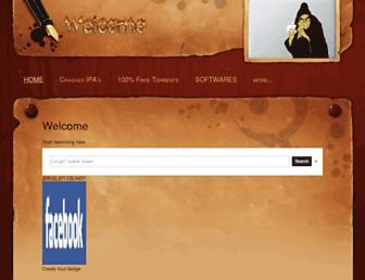 arsalansalman.weebly.com screenshot