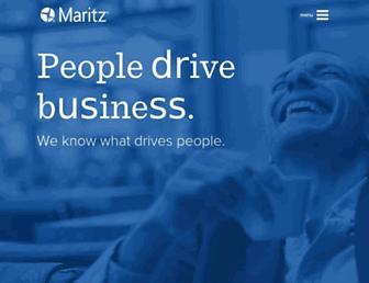 Thumbshot of Maritz.com