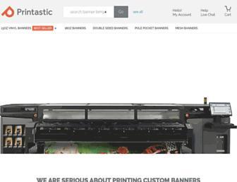 printastic.com screenshot