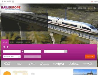 Thumbshot of Raileurope-japan.com