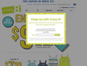 Thumbshot of Crazy8.com