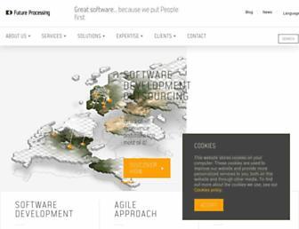 future-processing.com screenshot