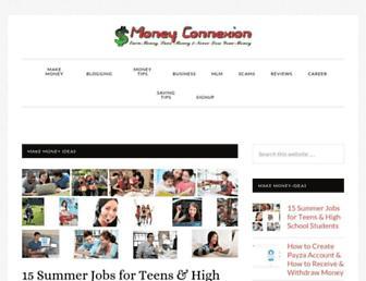 moneyconnexion.com screenshot