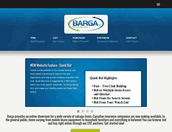 barga.ca screenshot