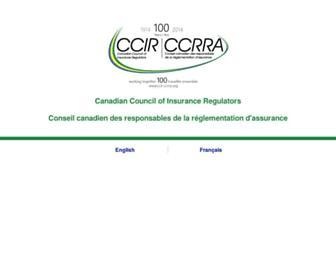ccir-ccrra.org screenshot