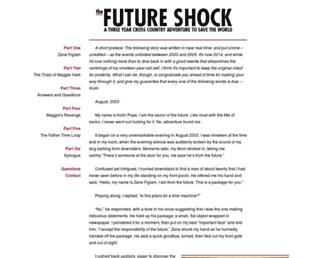 Thumbshot of Thefutureshock.com