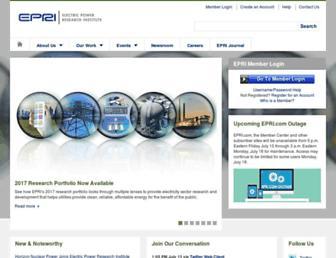 epri.com screenshot