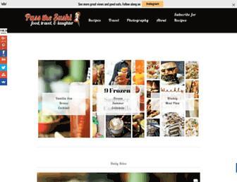 Thumbshot of Passthesushi.com