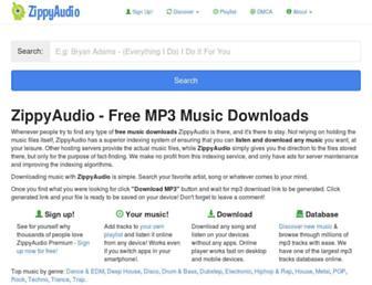 www2.zippyaudio16.com screenshot