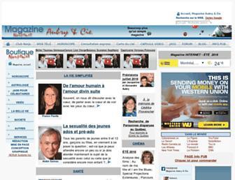 Main page screenshot of norja.net