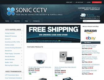 soniccctv.com screenshot