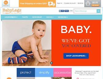 Thumbshot of Babylegs.com
