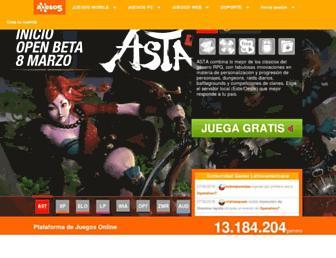 Thumbshot of Axeso5.com