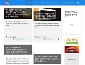 Thumbshot of Wparena.com