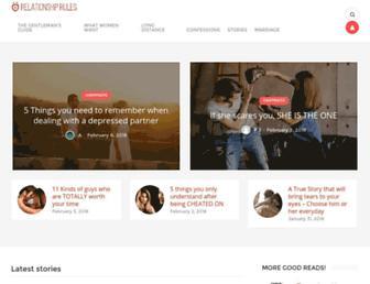 Thumbshot of Relrules.com