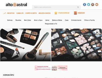 altoastral.com.br screenshot