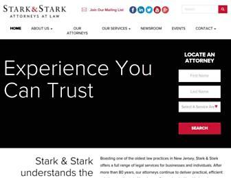 stark-stark.com screenshot