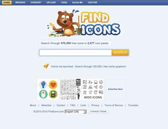Thumbshot of Findicons.com
