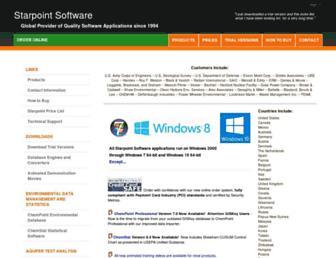 pointstar.com screenshot
