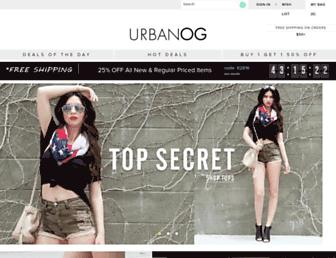 Thumbshot of Urbanog.com