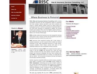 riscllc.com screenshot