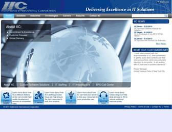 iic.com screenshot
