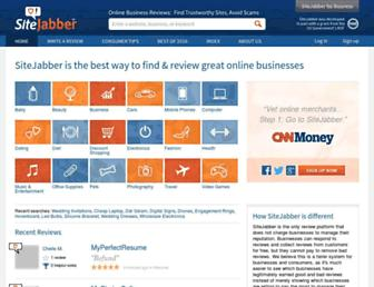 sitejabber.com screenshot