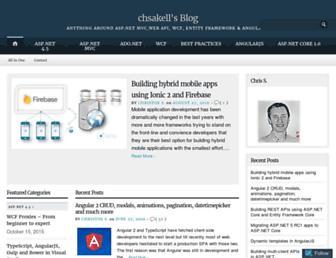 chsakell.com screenshot