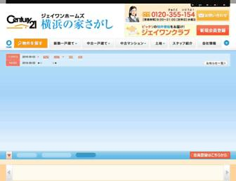 Thumbshot of J1homes.jp