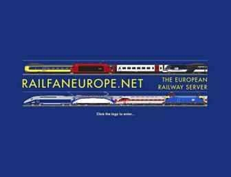 railfaneurope.net screenshot
