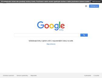 books.google.cz screenshot