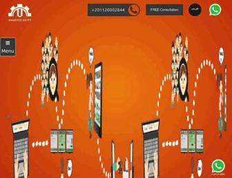 magentoegypt.com screenshot