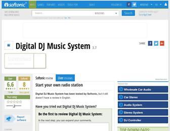 digital-dj-music-system.en.softonic.com screenshot