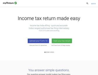 Thumbshot of Myitreturn.com