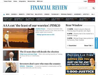 Thumbshot of Tradingroom.com.au