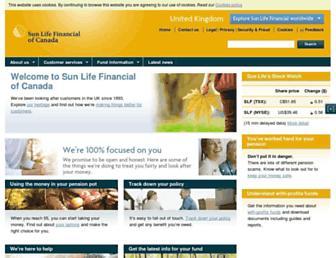 sloc.co.uk screenshot