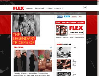 Thumbshot of Flexonline.com